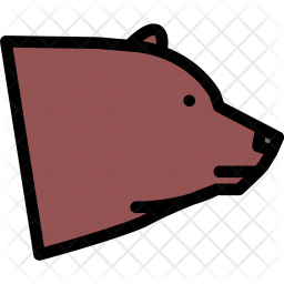 Bear, Pet, Animal, Vet, Store, Zoo Icon