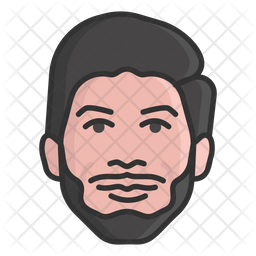 Beard Avatar Icon