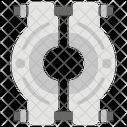 Bearing Separator Icon