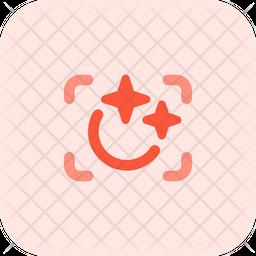 Beauty Effect Flat Icon