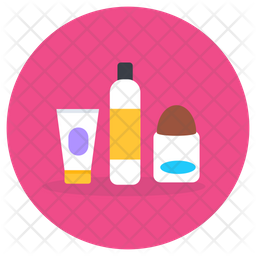 Beauty Products Icon