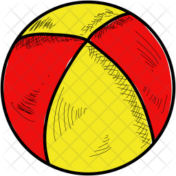 Beaxh Ball Icon