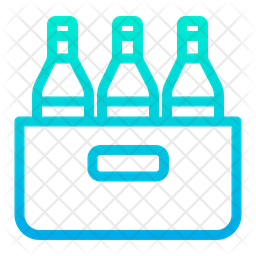 Beer Bucket Icon