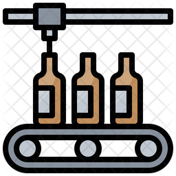 Beer Production Icon