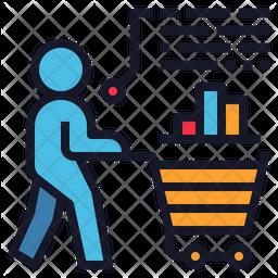 Behavior Analysis Icon