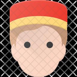 Bell boy Icon