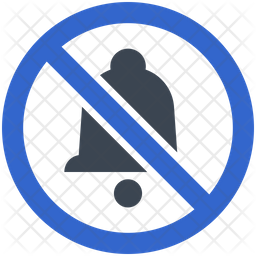 Bell restriction Icon