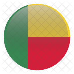 Benin Flag Icon Of Flat Style Available In Svg Png Eps Ai Icon Fonts
