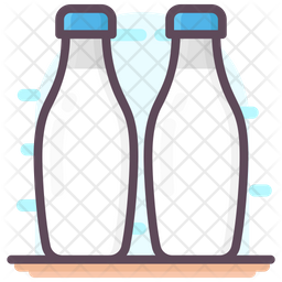 Beverage Colored Outline Icon
