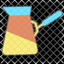 Beverage Jar Flat Icon