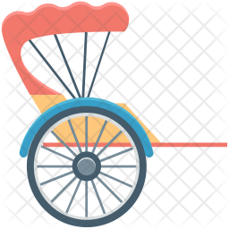 Bicycle Buggy Icon