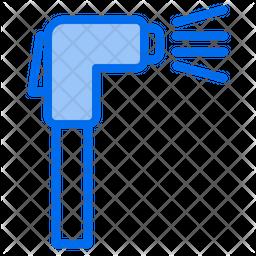 Bidet Shower Icon