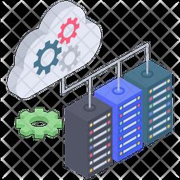 Big Data Server Icon