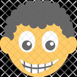 Big Grin Icon