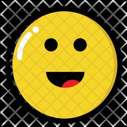 Bigcsmile Emoji Icon