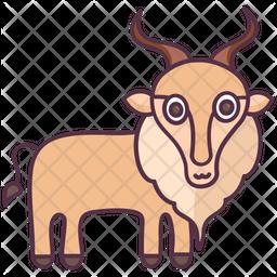 Bighorn Sheep Icon