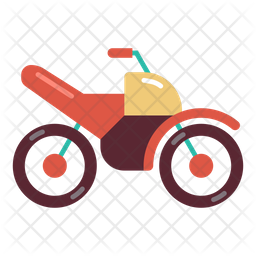 Bike Icon Of Flat Style Available In Svg Png Eps Ai Icon Fonts