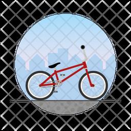 Bike Bmx Icon