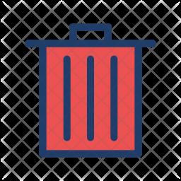 Bin Logo Icon