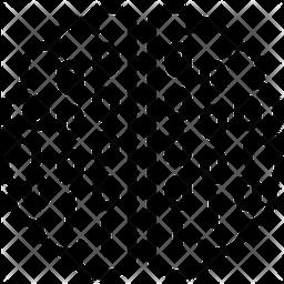 Binary-Mind Icon