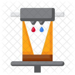 Binder Jetting Icon
