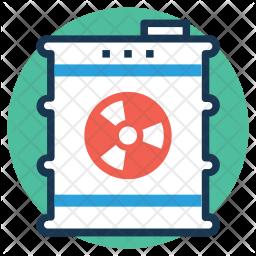 Bio hazard Chemical Icon