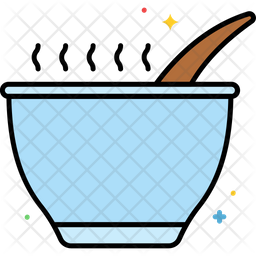 Biodegradable Bowl Icon