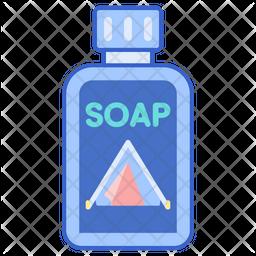 Biodegradable Soap Icon