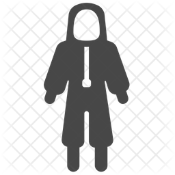 Biohazard Suit Icon