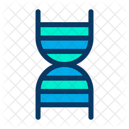 Biology Colored Outline Icon