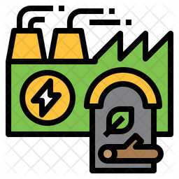 Biomass Energy Icon