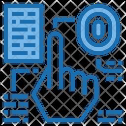 Biomatic Sensor Icon