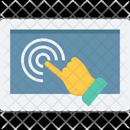 Biometric Authentication Icon