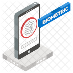 Biometric Technology Icon