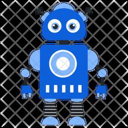 Bionic Man Icon