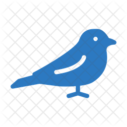Bird Icon Of Flat Style Available In Svg Png Eps Ai Icon Fonts