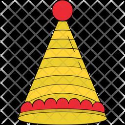 Birthday Cap Icon