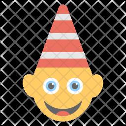 Birthday Kids Icon