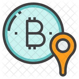 Bitcoin Address Icon