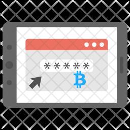 Bitcoin Affiliate Icon