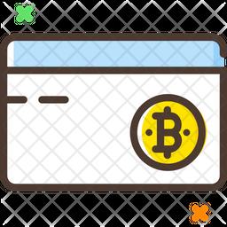 Bitcoin Card Icon