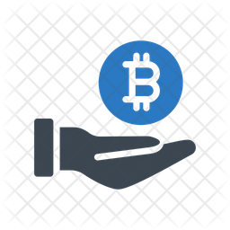 Bitcoin Care Icon