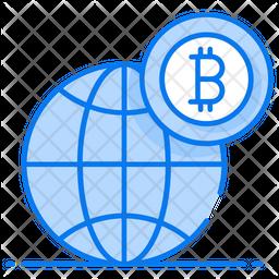 Bitcoin Future Icon