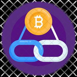 Bitcoin Link Icon