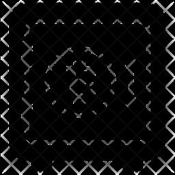 Bitcoin Locker Icon