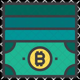 Bitcoin Notes Icon