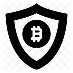 Bitcoin Protection Icon