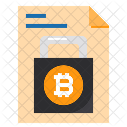 Bitcoin Report Icon