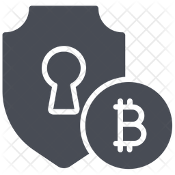 Bitcoin Security Icon