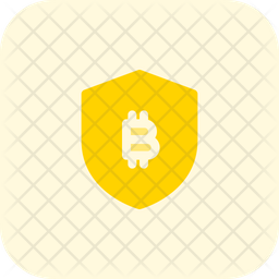 Bitcoin Shieldm Icon